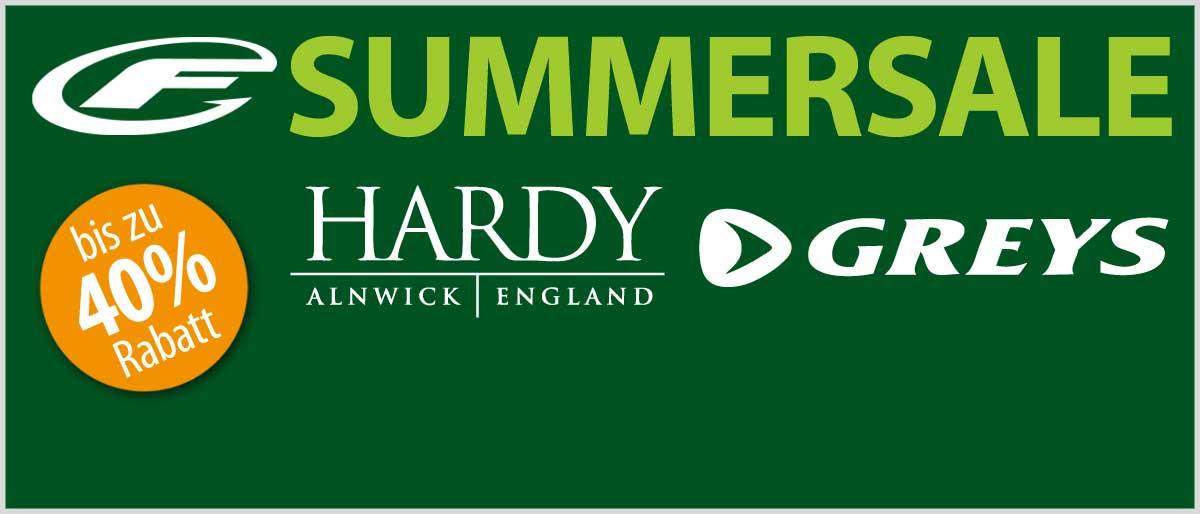 Permalink auf:Summer Sale: Hardy & Greys Angebote