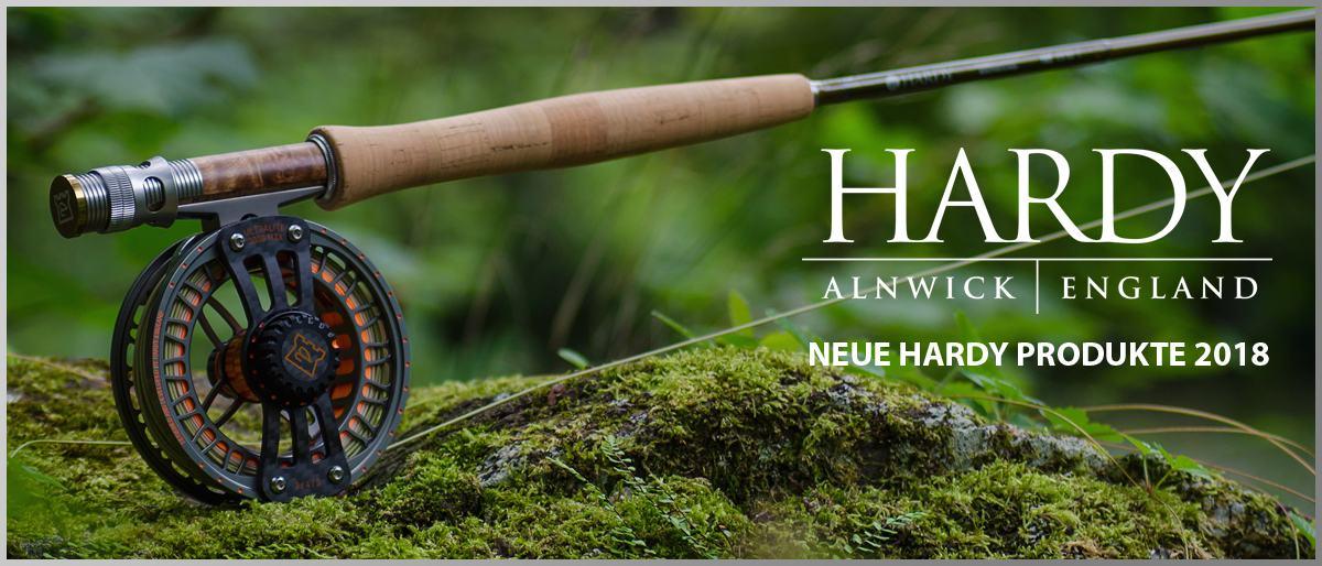 Permalink auf:Neue Hardy Fliegenfischer Produkte!
