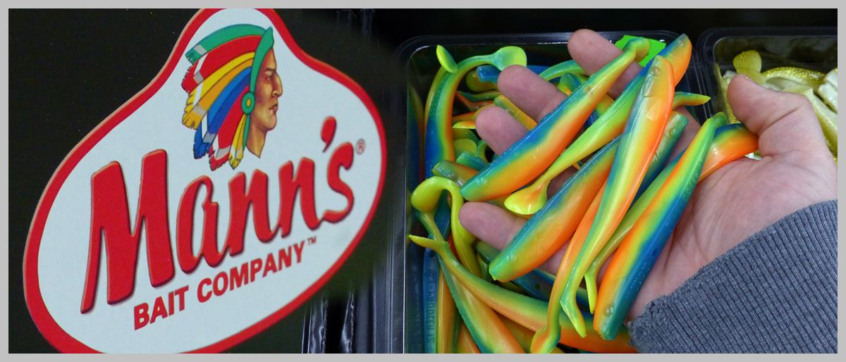 Permalink auf:Ab sofort in großer Auswahl bei uns zu finden: Manns Gummiköder!