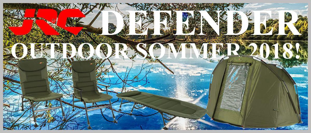 Permalink auf:Die JRC Defender Serie – Dein Outdoor Sommer 2018!
